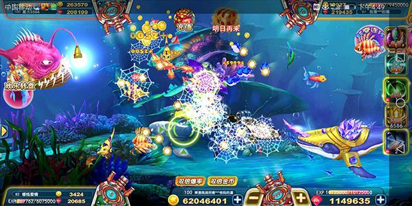 《集结号捕鱼》如何在捕鱼游戏中得到更高的分数